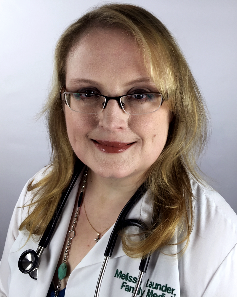 Exceptional Care Center Doctor Melissa Launder